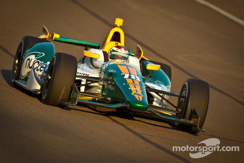 Busy week for Lotus HVM Racing in Fontana