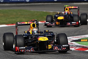 Red Bull drivers like to race in Singapore