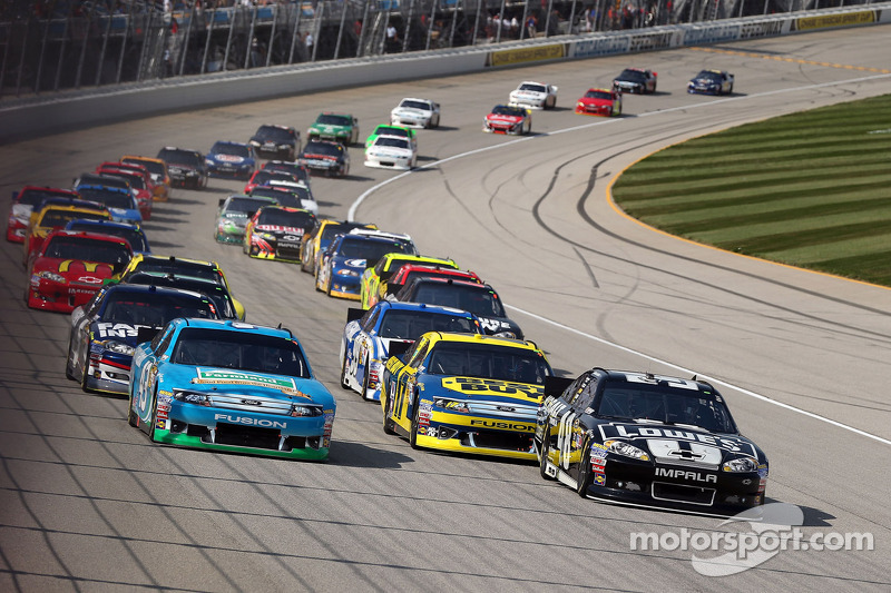 Chevy NSCS at Chicago: Post race quotes