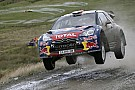 Citroen's Loeb steals second on final day at Wales Rally GB