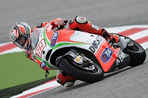 Promising test for Ducati Team at Misano
