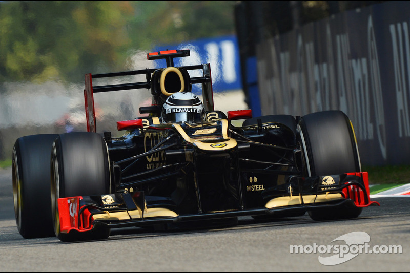 Raikkonen 'happy' at Lotus amid McLaren, Ferrari rumours
