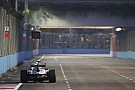 Williams targeted technical objectives in Singapore Friday practice