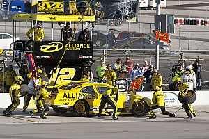 NASCAR XFINITY Race report Hornish top finisher for Dodge Saturday in Loudon