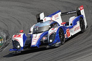 Toyota Racing ready for desert heat in Bahrain