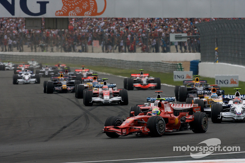 Gov't not willing to support French GP return