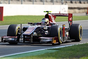 GP2 Race report Venezuela GP Lazarus concluded first season at Singapore