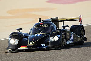 WEC Practice report Lotus was on track at the first day of the 6 Hours of Bahrain