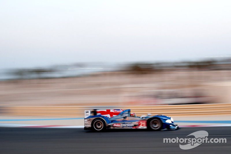 Race pace to play into Strakka's hands in Bahrain