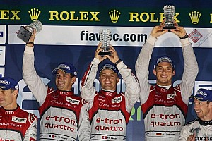 WEC Race report Audi hits back to score 1-2 in 6 Hours of Bahrain