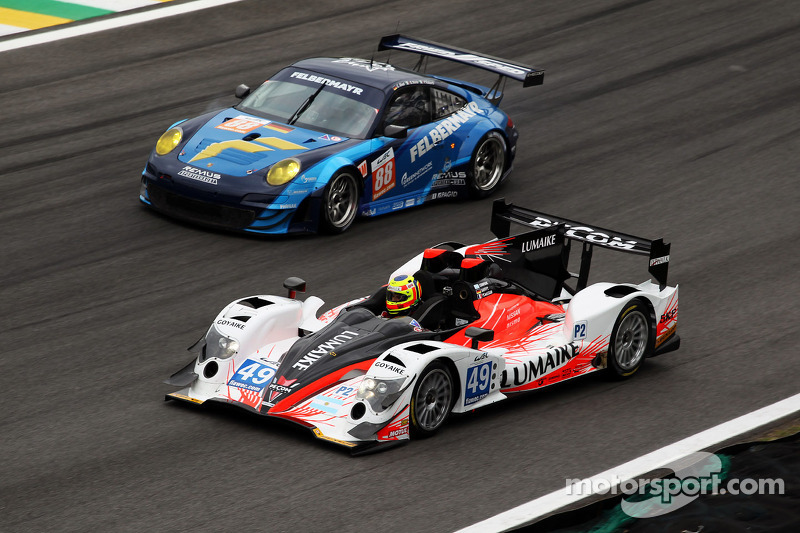 One-Two for the ORECA 03 at Bahrain