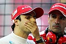 Ferrari has not re-signed Massa yet - spokesman