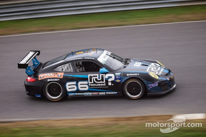 TRG takes highest Porsche finish at Lime Rock