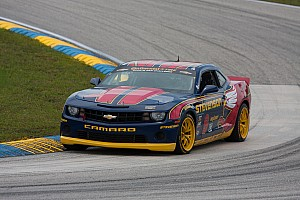 Grand-Am Race report No. 9 Stevenson Camaro GS.R ends 2012 season third in CTSCC championship