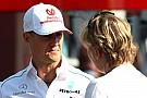 Schumacher to consider non-driving Mercedes role