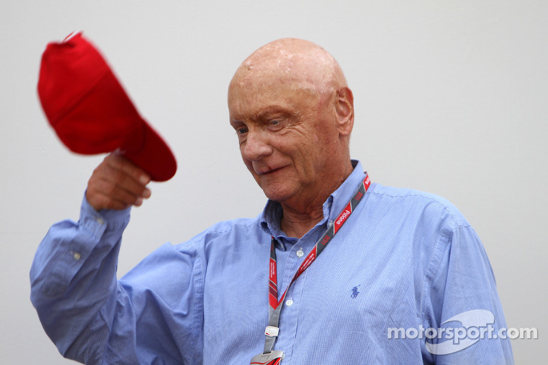 Haug denies Lauda pushed out Schumacher