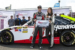 NASCAR Sprint Cup Qualifying report Kahne puts Hendrick Chevrolet on pole at Talladega