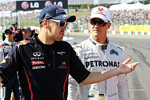 Vettel 'very surprised' by Hamilton's McLaren exit