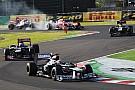 Maldonado and Senna drove a solid race on Japanese GP