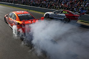 Supercars Race report TeamVodafone win historic Bathurst 1000 in its 50th anniversary year
