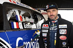 WRC Leg report Prodrive MINI shines in the rain on final day of Rallye de France