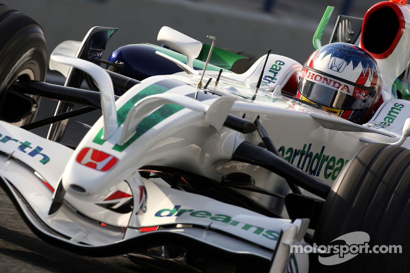 Honda not ruling out F1 return