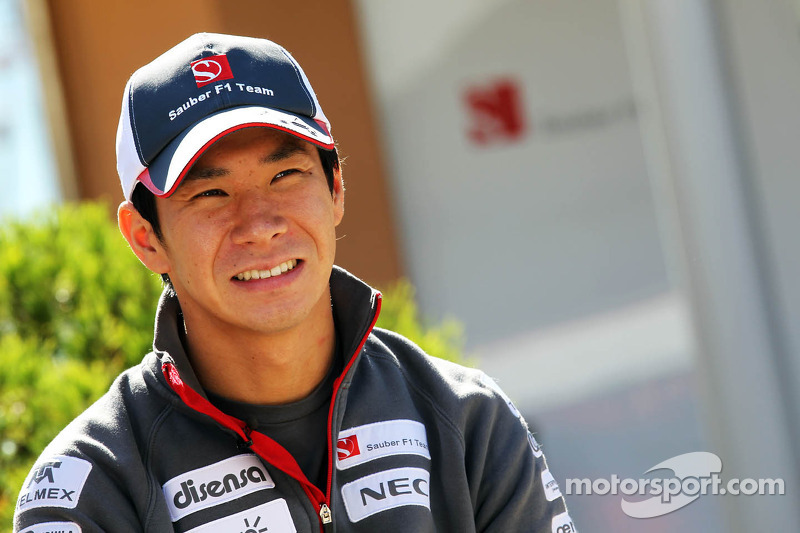 Kobayashi could lose F1 seat over sponsorship