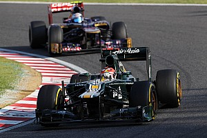 Kovalainen waiting for 'answer' over Caterham future