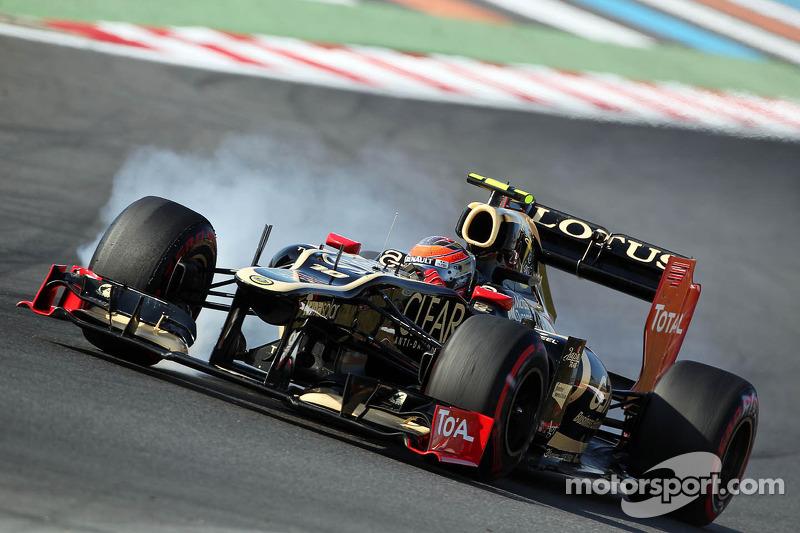 Steward warns Grosjean to avoid multiple race bans