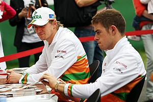 Formula 1 Rumor Jordan tips Force India lineup to change