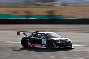 2012 Blancpain Endurance Series titles  clinched at Navarra