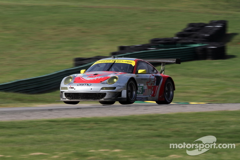 Dyson Racing, Level 5 fastest in Road Atlanta Sunday testing
