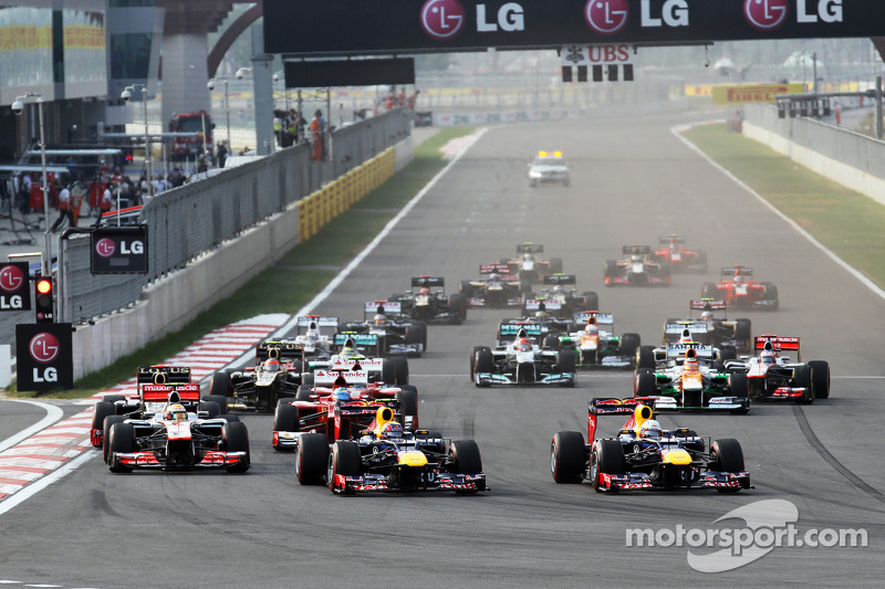 NBC Sports confirms the rights to broadcast Formula One in the USA