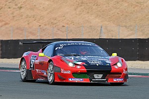 A wheel bolt cost Vita4one the Blancpain Pro-Am title at Navarra