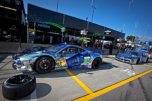 ALMS Special feature ESM supports Action Against Hunger with special livery at Petit LeMans