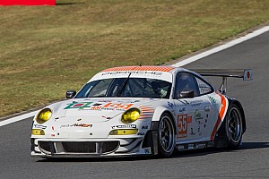 Camathias finished 5th in 6 Hours of Fuji