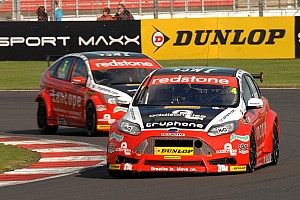 BTCC Preview Redstone Racing focussed on Independent Title heading to Brands Hatch