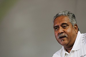 Formula 1 Breaking news Arrest warrant against Mallya withdrawn