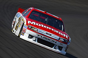 Kansas Speedway is special to the Wood Brothers crew