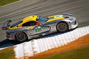ALMS Qualifying report SRT Viper sixth and tenth in GT qualifying at Road Atlanta