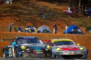 ALMS Race report Porsche 911 GT3 RSR Teams All in Top Ten at Petit Le Mans
