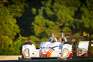 ALMS Race report CORE autosport caps off dominating  season with win at Petit Le Mans