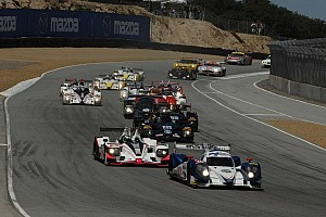 ALMS Breaking news Mazda Raceway Laguna Seca changes schedule due to Nurburgring 24H conflict