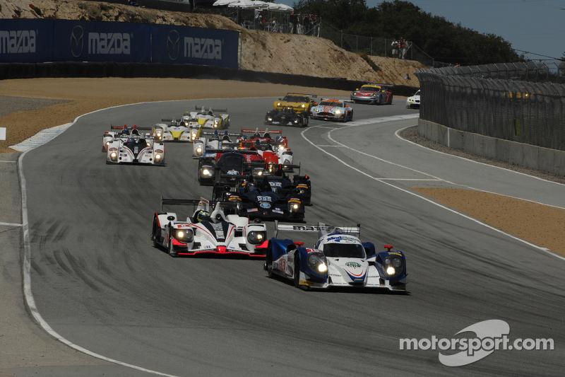 Mazda Raceway Laguna Seca changes schedule due to Nurburgring 24H conflict