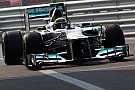 Mercedes completed the first two practice sessions for the Indian GP