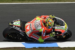 MotoGP Race report Difficult race for Ducati Team at Phillip Island