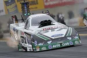 NHRA Race report Early Vegas exit makes for tough road to championship