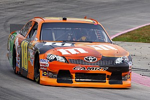 NASCAR Sprint Cup Preview Kyle Bush  chasing the Chase at Texas Motor Speedway