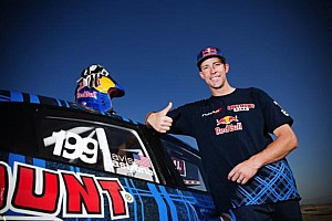 Pastrana Racing Menzies ninth at Las Vegas Global RallyCross race
