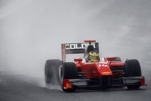GP2 Testing report Scuderia Coloni cruises to top with Filippi in Barcelona test days